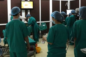 Eye Surgery at Thanh Hóa Eye Hospital